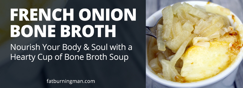 If you want to take your broth to the next level of flavor, you can also as a base for soups. Our recipe for French Onion Soup is a great way to get your feet wet: http://bit.ly/frnchoni