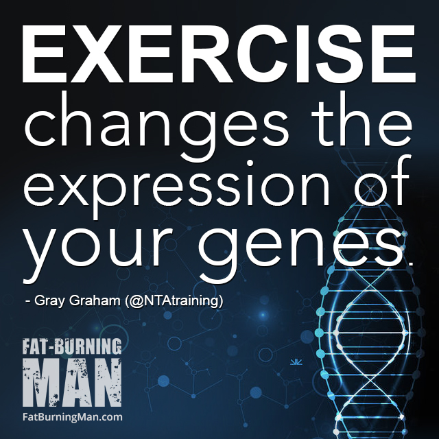 How you can literally reprogram your genetic expression to live longer: http://bit.ly/2gUCw05