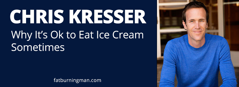 Why it's okay to eat ice cream sometimes: http://bit.ly/ckresser