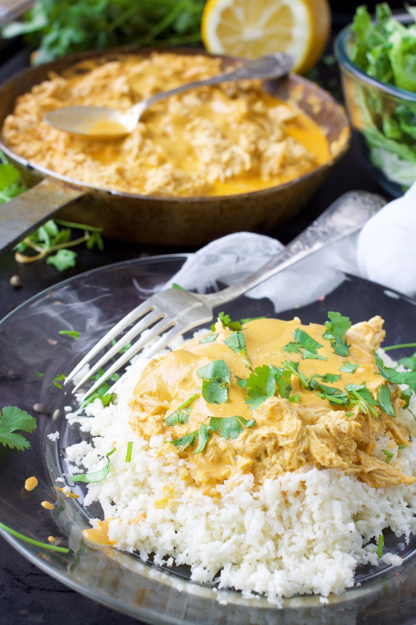 Get this gluten-free Slow Cooker Chicken Tikka Masala recipe here: http://bit.ly/chknmsl