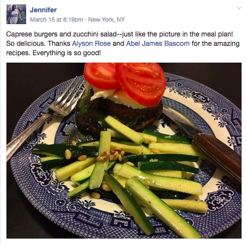 Here's what Jennifer said about our meal plans: http://bit.ly/chknmsl