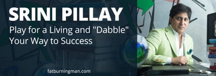 """How to play for a living and """"dabble"""" your way to success: http://bit.ly/tinkerd"""