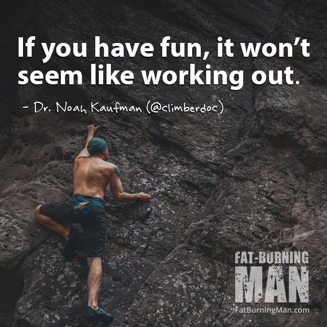 How to train like a Ninja Warrior: http://bit.ly/2x3ZNkP
