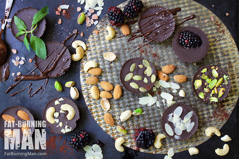 Wild Peanut Butter Cups To Satisfy Your Sweet Tooth This Halloween: http://bit.ly/wildpbtr