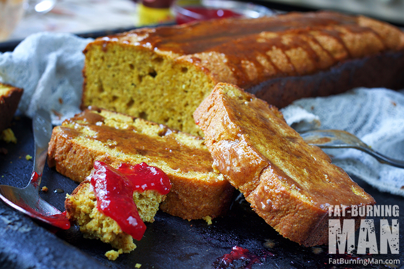 Avoid pre-made mixes and try this Paleo Pumpkin Bread Recipe that saves the day: http://bit.ly/pmknbread