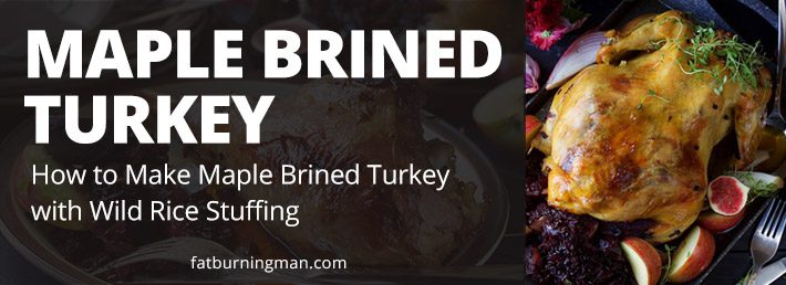 How to make our favorite Maple Brined Turkey with Wild Rice Stuffing: bit.ly/rsttrky