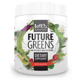 Future Greens by Wild Superfoods