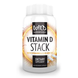 Vitamin D Stack by Wild Superfoods