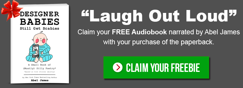 Claim your FREE Audiobook narrated by Abel James with your purchase of the paperback.