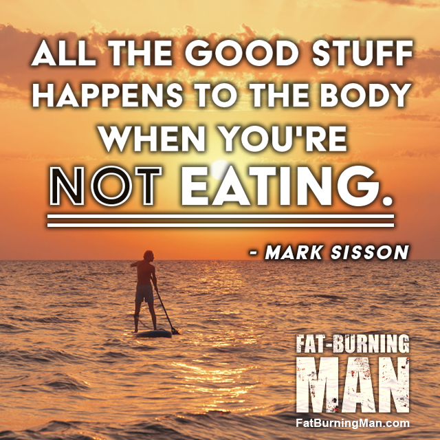 Mark Sisson on the Fat-Burning Man show with Abel James